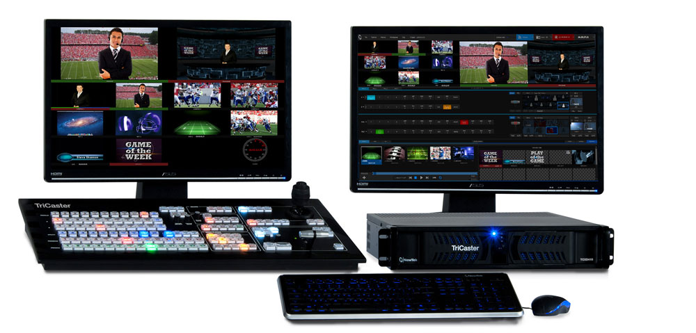 TriCaster 410