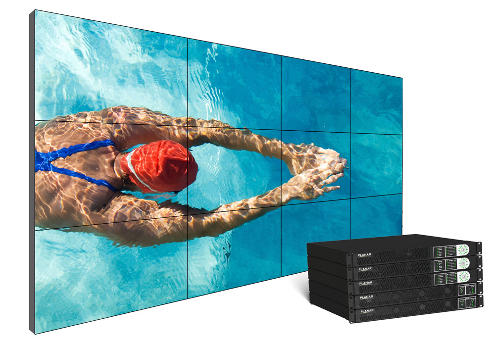Planar Clarity Matrix LCD Video Wall System | Encore